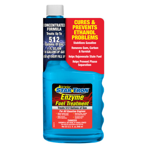 Starbrite Star Tron Gas Additive 32 Oz 93032