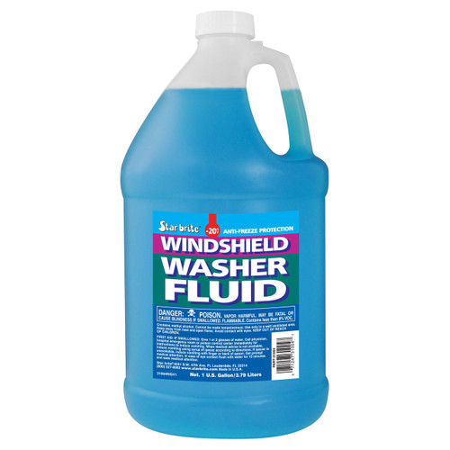 Starbrite Windsheild Washer Fluid Gallon 31004