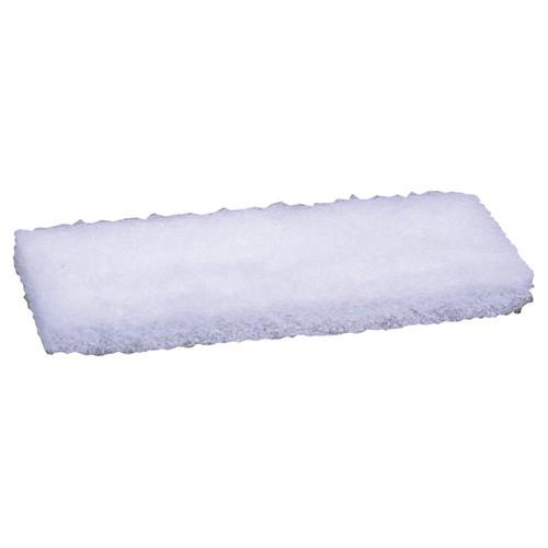 Starbrite Scrub Pad Flex Head Fine White 40125