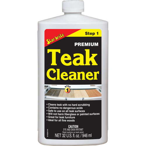 Starbrite Teak Cleaner-Quart 81432