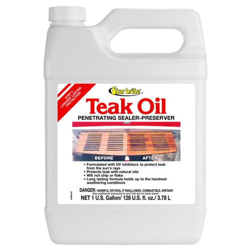 Starbrite Teak Oil Gallon 81600