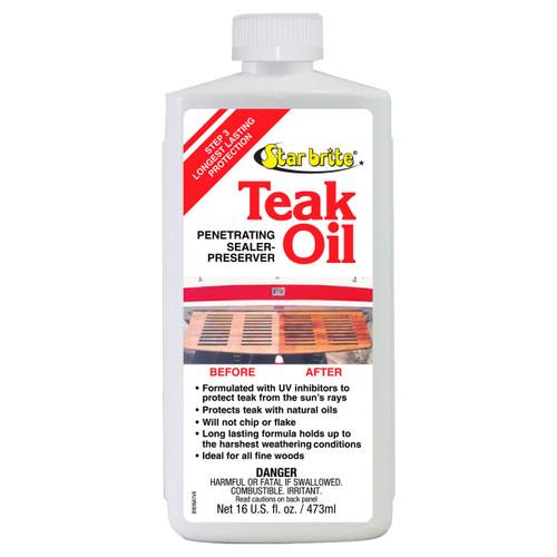 Starbrite Teak Oil Pint 81616