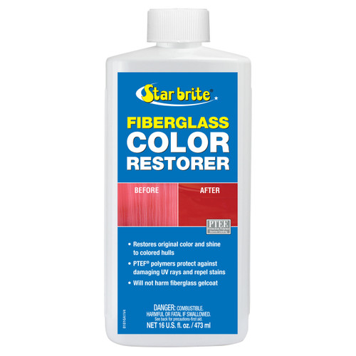 Starbrite Fiberglass Color Restore 16O 81816