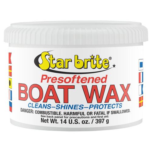 Starbrite Paste Wax 14 Oz 82314