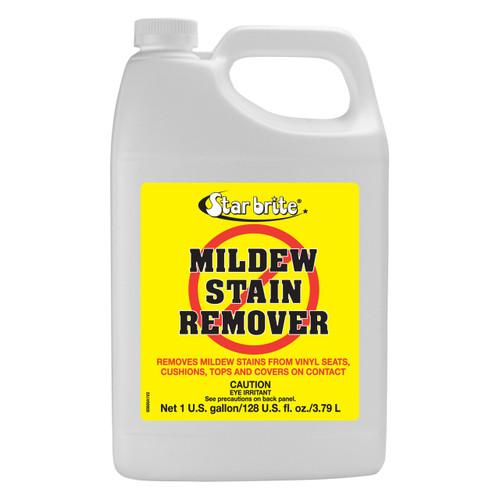 Starbrite Gallon Mildew Stain Remover 85600