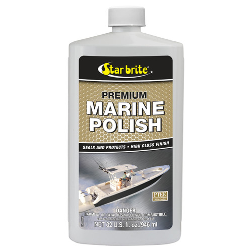 Starbrite Polish-Premium with PTFE 32 Oz 85732