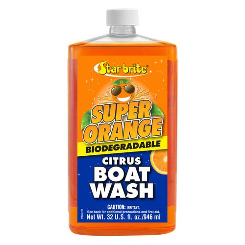 Starbrite Orange Citrus Boat Wash 32 Oz 94532
