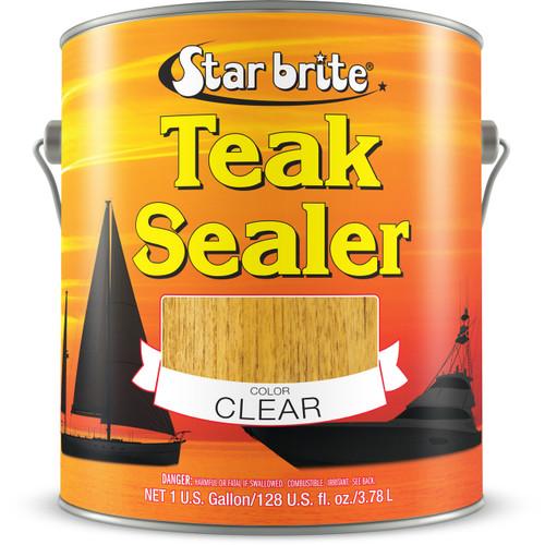 Starbrite Teak Sealer Clear 1 Gallon 96800
