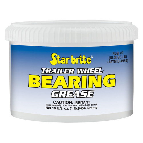 Starbrite Grease-Wheel Bearing 1Lb Can 26016