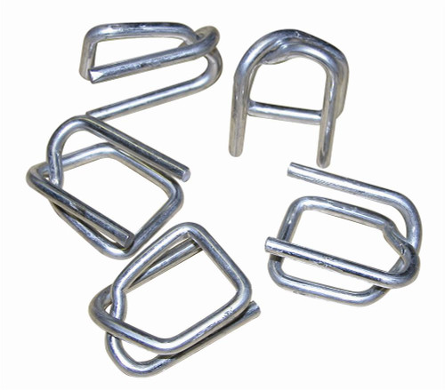 "Dr Shrink Wrap Strap Buckles 1/2"" (100 Bag) DS-050 PACB412"