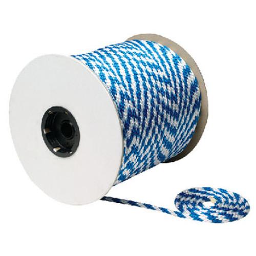 Seachoice Braided Mfp (Derby) Blue/White 3/8 x 500 42780