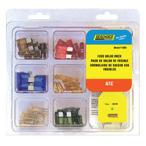 Seachoice Atc Fuse Value Pk 6 x 7 42Pc Sc11389