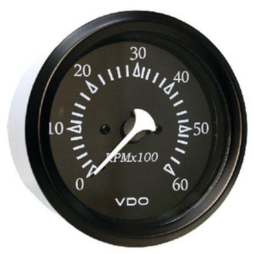 Seachoice 6000Rpm Tach Sterndrv Black/Black 50-15241