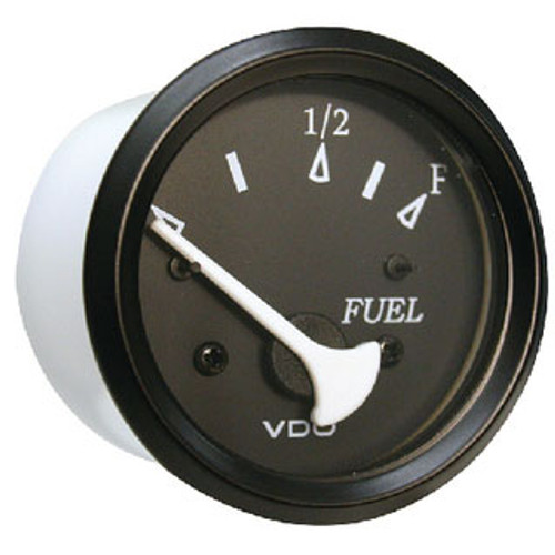 Seachoice Fuel Gage Black/Black 50-15261