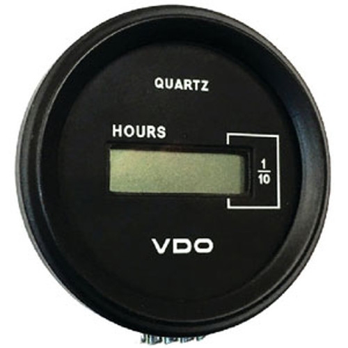 Seachoice Hourmeter Black/Black 50-15271