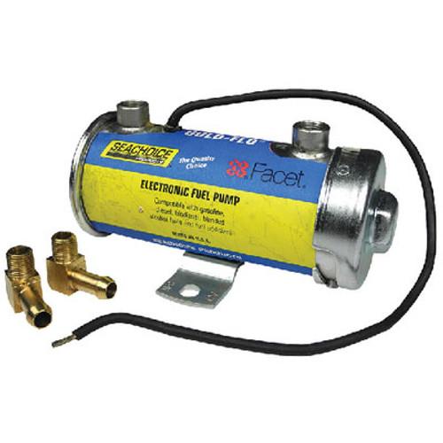 Seachoice Fuel Pump Gold-Flokt 5.5-4Psi 12V 20301