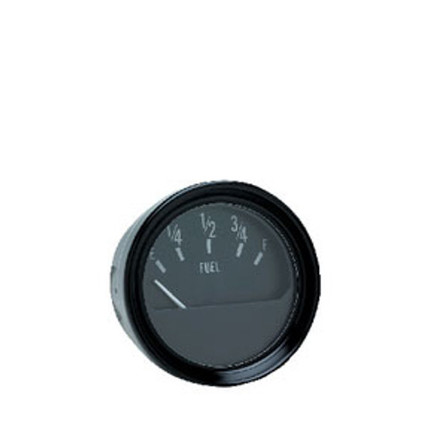 Seachoice Fuel Gauge-Black Bezel 15441