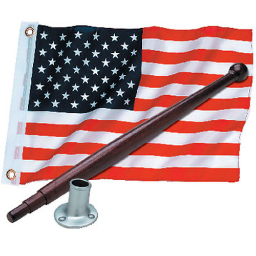 Seachoice Marine Us Flag Kit 78191