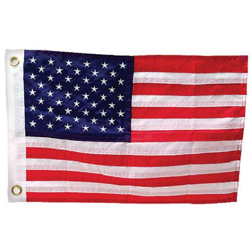 Seachoice Us Flag Sewn-12 x 18 78211