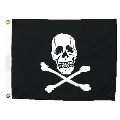 Seachoice Jolly Roger Flag 12 x 18 78251