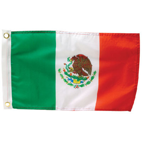 Seachoice Mexico Flag 12 x 18 78271