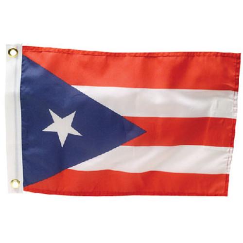 Seachoice Puerto Rico Flag 12 x 18 78281