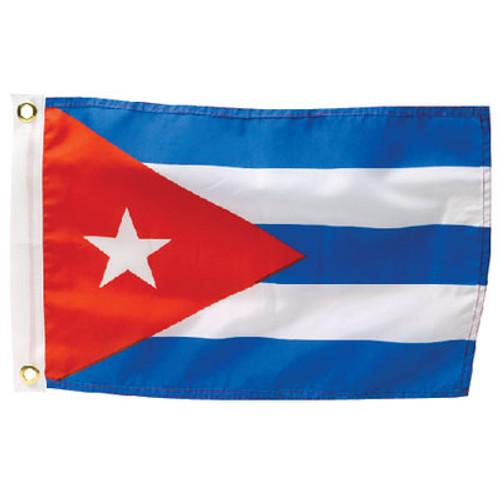 Seachoice Cuba Flag 12 x 18 50-78291