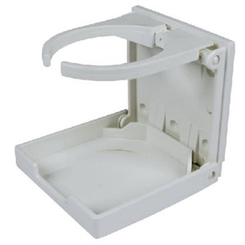 Seachoice White Adjustable Drink Holder 79451