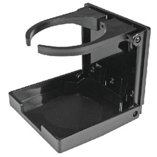 Seachoice Black Adjustable Drink Holder 79461