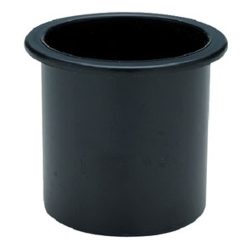 Seachoice Drink Holder Black Sm Recessed 79481