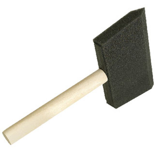 Seachoice 2 Foam Brush (50 Per Box) 92421