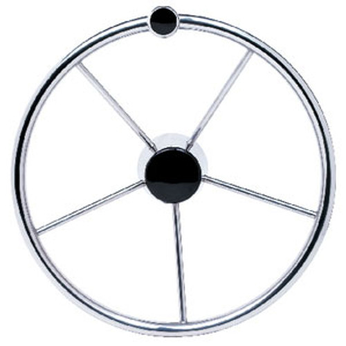 Seachoice SS Destroyer Steering Wheel 28541