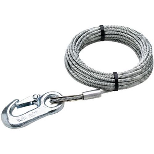 Seachoice Winch Cable-3/16 x 25'-Galvanized 51181