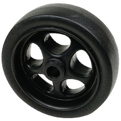 Seachoice 6 Black Poly Spare Jack Wheel 50-52070