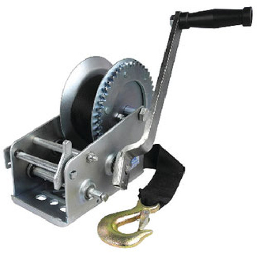 Seachoice Manual Trailer Winch-3000 Lb 52261