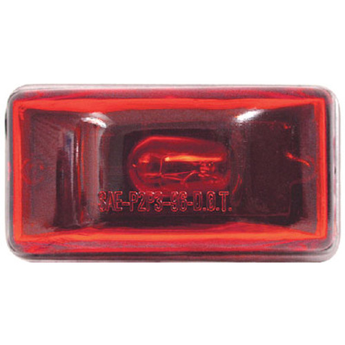 Seachoice Mini Clearance W/Stud-Red Mc95Rssch