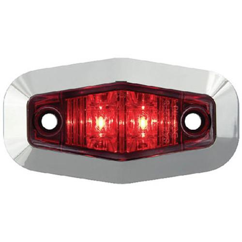 Seachoice Mini Sealed LED Marker Red Mcl13Rtrssc