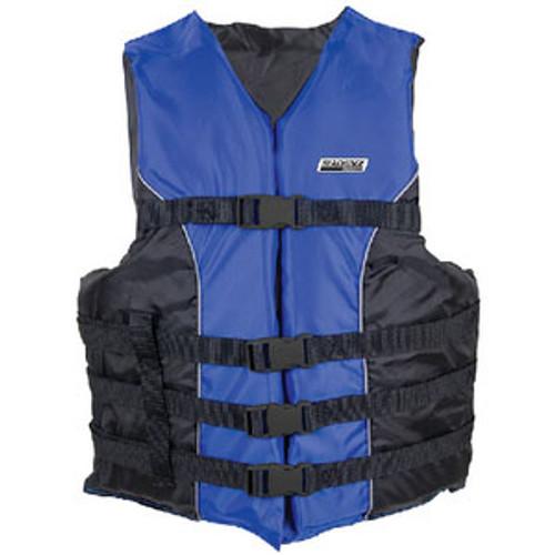 Seachoice 4-Belt Ski Vest Blue L/XL 3440-Blue-L/XL-85350