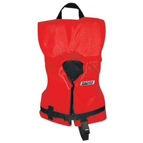 "Seachoice Black/Red Vest Infant Epe2100""f-85420"