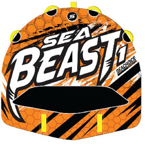 Seachoice Sea Beast 1 Rider Deck Tube Boat Towable 50-86911