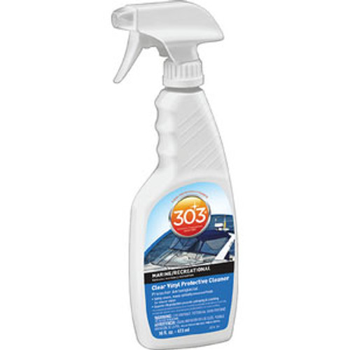 303 Products Clear Vinyl Protective Cleaner 32oz 30215