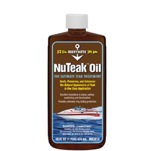 Marikate Nu Teak Teak Oil - Pt. Mk3616