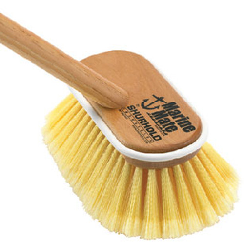 "Shurhold Soft Brush with 48"" Threaded Handle 1960"