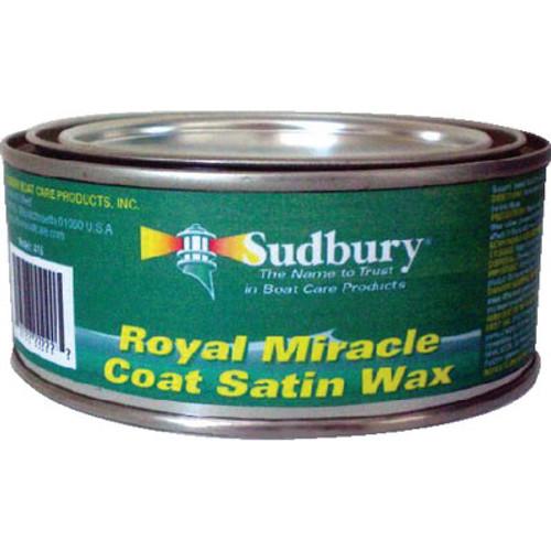 Sudbury Boat Care Miraclecoat Satin Wax 10oz 590-10