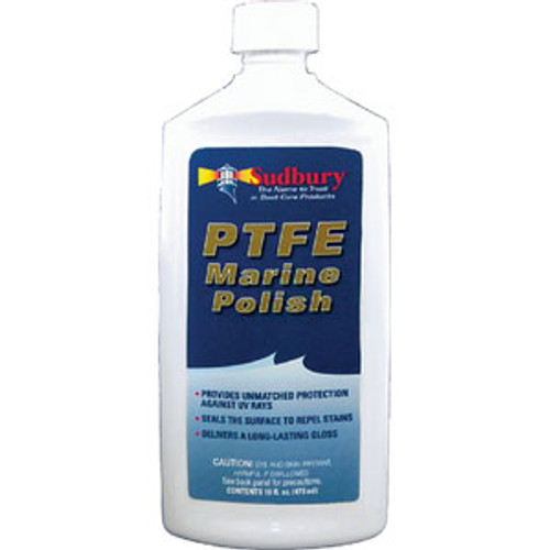 Sudbury Boat Care Miracle Polish With PTFE Pint 590-16