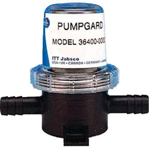 "New Pumpgard In-line Strainer jabsco 464000002 Hose 1//2/"" Mesh Fine"