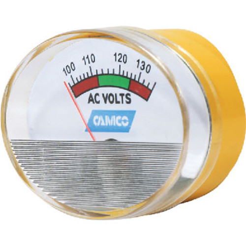 Camco Ac Line Voltage Meter 55263