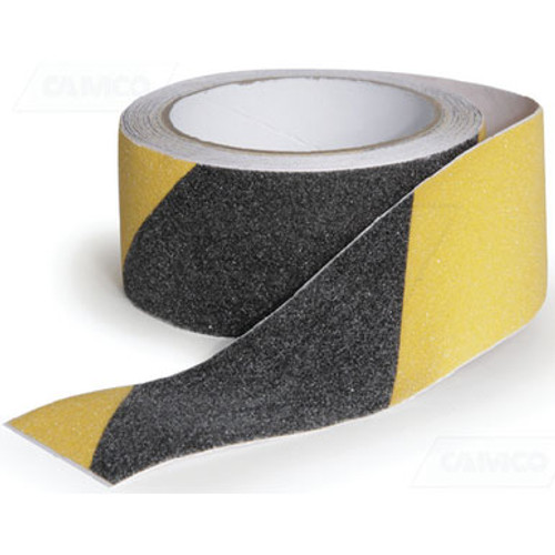 """Camco Grip Tape 2"""" x 15' Yellow 25405"""