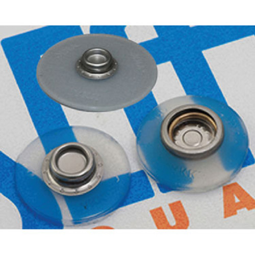 Sea-Dog Line Adhesive Snap Gry1-9/16 Stud2/Pk 297144-1