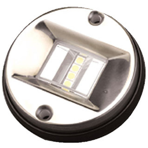 Sea-Dog Line SS LED Round Transom Light 400060-1